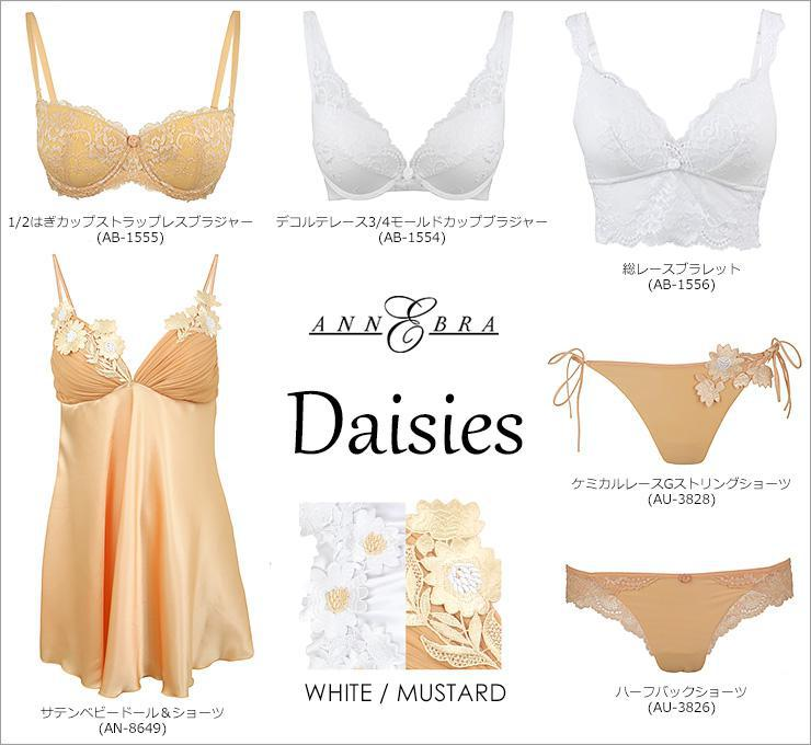 Daisies 総レーステディ
